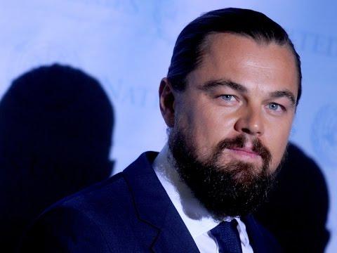 Leonardi DiCaprio building eco-resort, Bubba Watson...
