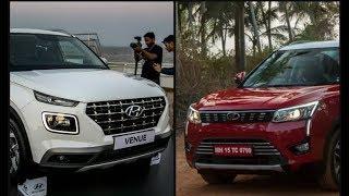 Hyundai Venue vs Mahindra XUV300   Which Is Worth Buying ?  