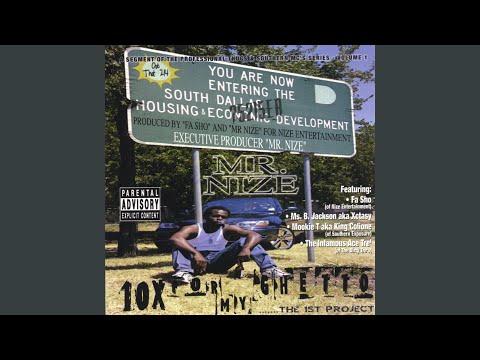 10X For My Ghetto - Radio Edit