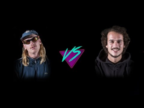 SKATEpark #2 - Round 3 - Woody Hoogendijk vs Rob Maatman