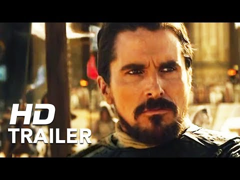 Exodus: Gods and Kings | Official Trailer #1 HD | 2014