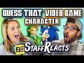 Download GUESS THAT VIDEO GAME CHARACTER CHALLENGE! (ft. FBE STAFF)