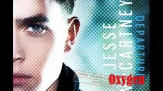 Watch Jesse McCartney Oxygen video