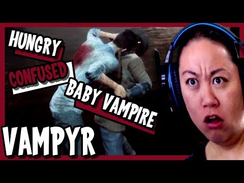 Vampyr Video Game Walkthrough With Commentary Welcome New Vampire #1