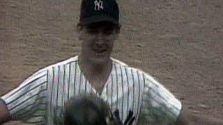 Righetti no-hits the Red Sox
