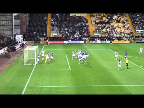 Birmingham Fans At Notts County | Davo's Diary video