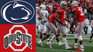 #8 Penn State vs #2 Ohio State Highlights | NCAAF Week 13 | College Football Highlights