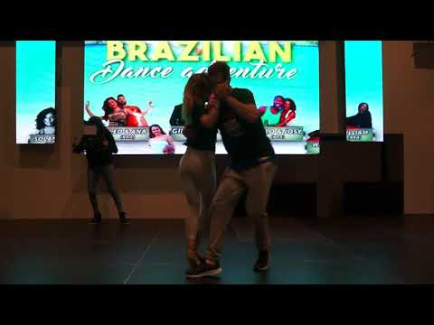 00043 BDF2018 Luisa & Paulo ACD ~ video by Zouk Soul