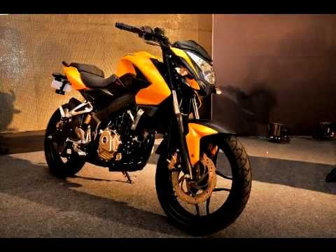 Nueva Pulsar 200 NS - 2012 - Bajaj Pulsar video