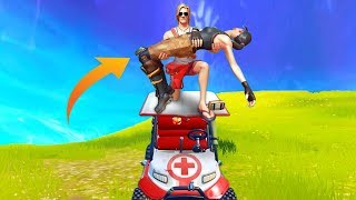 New Way To Play Fortnite....Funny WTF Fails and Best Moments