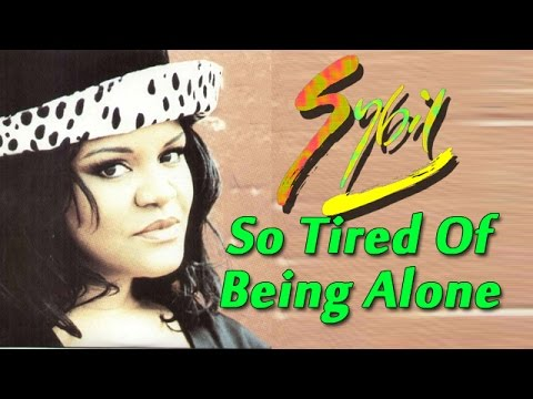 Sybil | So Tired Of Being Alone | Hot & Sexy English Video Song