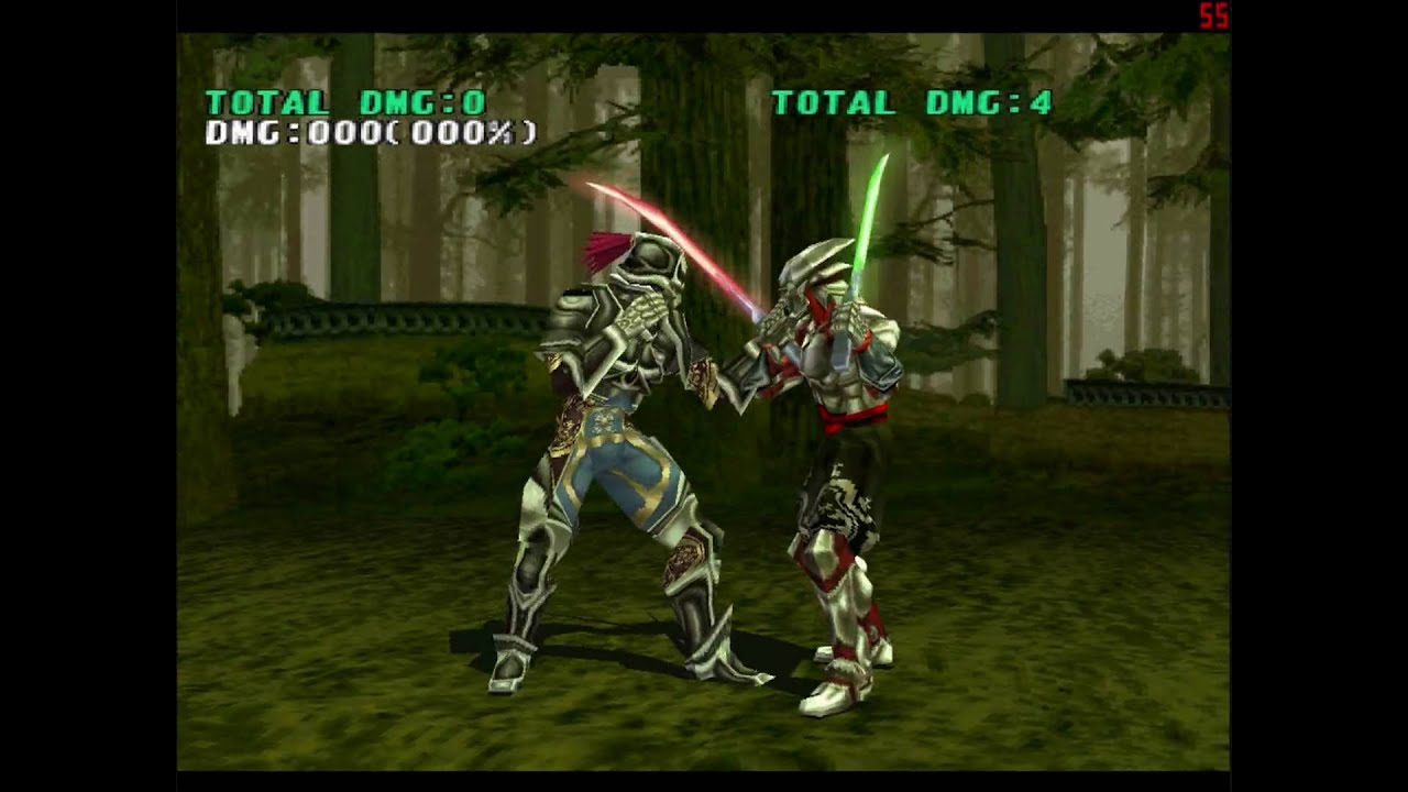 Yoshimitsu Tekken 3 Tekken 3The Yoshimitsu