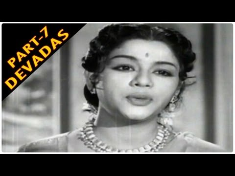 Devdas Movie Part 7 || Hd || Anr,  Savitri &  S.v Rangarao video