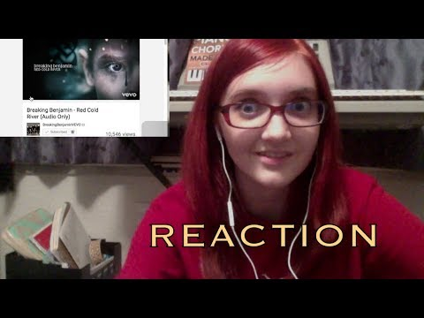 Breaking Benjamin - Red Cold River - REACTION & REVIEW