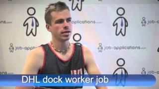 DHL Interview - Dock Worker