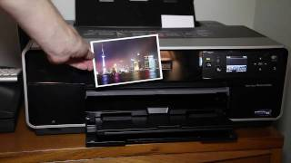 Epson Stylus Photo R3000 - Initial Commentary