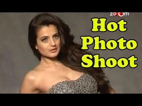Ameesha Patel's Hot & Steamy Photo Shoot video