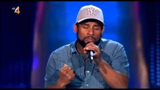 Mitchell Brunings Le Nouveau Bob Marley The Voice