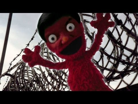 Sesame St. used as torture in Guantanamo Bay