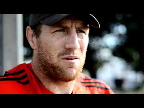 Thorn on his latest injury - Super Rugby Video Highlights - Crusader lock Brad Thorn on his latest i