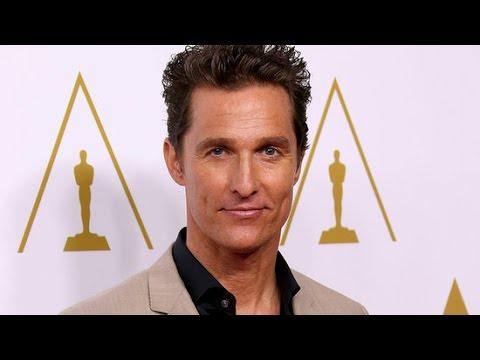 Matthew McConaughey May Get the