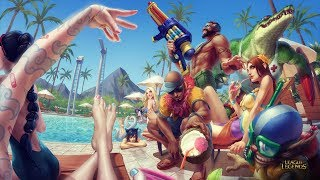 League Of Legends - AVANTURA KROZ GOLD