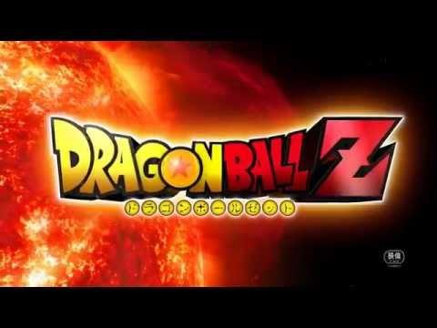 Dragon Ball Z Movie Trailer #1 (2013)