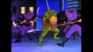 Ninja turtles Animation Mistakes - Season 1 - Part 1