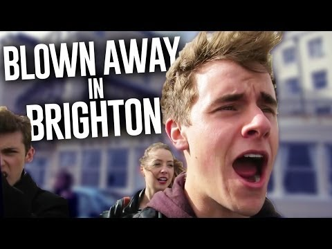 Blown Away In Brighton
