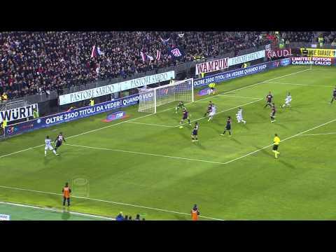 Cagliari - Juventus 1-3 - Highlights - Giornata 16 - Serie A TIM 2014/15