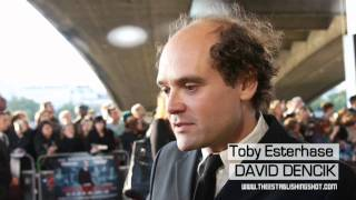 The Establishing Shot: EXCLUSIVE! TINKER, TAILOR, SOLDIER, SPY PREMIERE INTERVIEWS - DAVID DENCIK