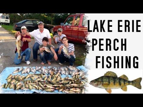 Lake erie fishing videos for Lake erie perch fishing hot spots