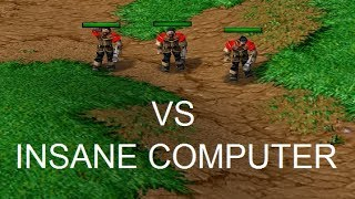 Only 3 Workers vs Insane Computer
