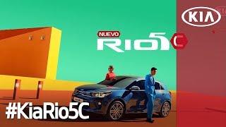 Conoce el nuevo Kia Rio5