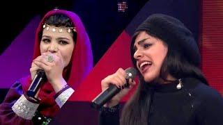 Zolale Hashemi and Shaqayeq Roya