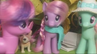 Сериал о пони ~ Good Time ~ Serial about pony  6 серия 1 сезон  MLP:FIM