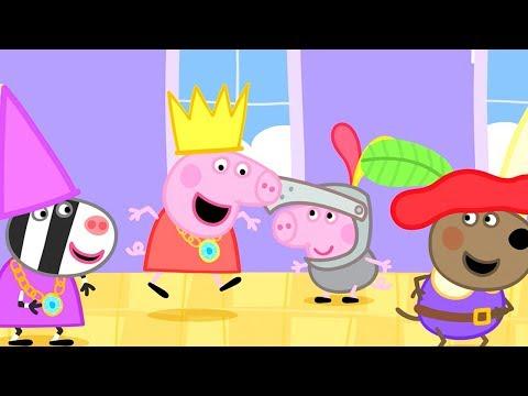 Свинка Пеппа на русском все серии подряд | Весёлого Хеллоуина🎃 |  принцесса Свинка Пеппа | Мультики