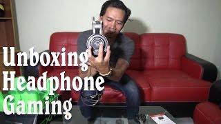 Unboxing Headphone Gaming EXAVP EX820