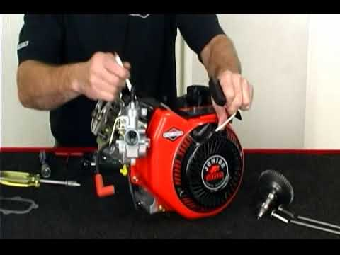 How to Set Valve Lash on a Briggs & Stratton Racing Engine