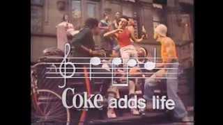 Coke 1977 Doo Wop Commercial