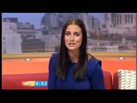 Kirsty Gallacher Pokies (Soft Nipples Go Hard On Live TV)