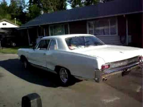 1965 Pontiac Laurentian 2dr Post Part2 Youtube