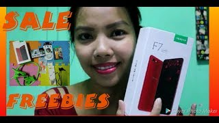 OPPO F7 SALE + FREEBIES BONGGA (PHILIPPINES)