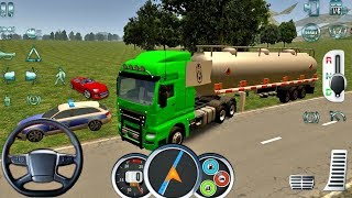 Euro Truck Driver 2018 #24 - New Truck Game Android gameplay