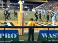 Austin Davis runs for another touchdown - Southern Miss vs Marshall - 10/2/10