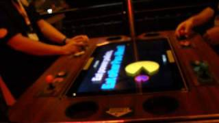 Pac-Man Battle Royale demo at E3 2010