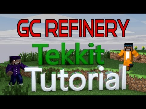 Tekkit: Galacticraft Refinery Tutorial