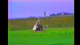 Skytwister helicopter transitional flight: Video 2