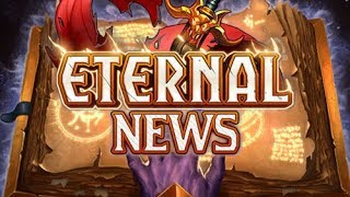 Eternal News - Lots of Buffs in upcoming Balance Patch