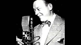 Fred Allen radio show 3/22/39 Murder at Madison Square Garden